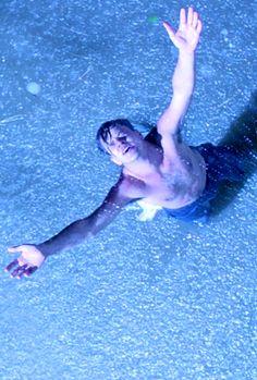 Tim Robbins Shawshank Redemption Rain