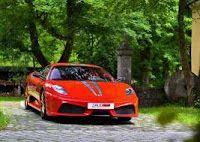 Mobil Terbaik Dunia: Mobil Ferrari SP12 EC 2012