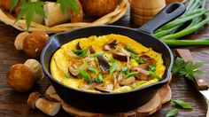 Protein-pack your mornings with this easy frittata recipe.