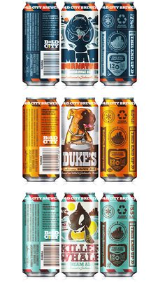 Bold City Brewery Cans//favorite jax brewery!
