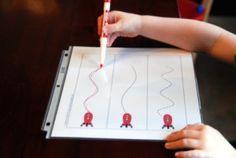Printables directory for preschoolers