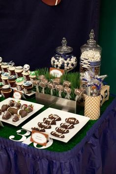 Hostess with the Mostess® - Surprise Football 60th Birthday Party