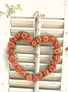 wreath for Autumn