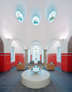 Gallery of Swimming-Hall in Gotha / Veauthier Meyer Architekten - 2
