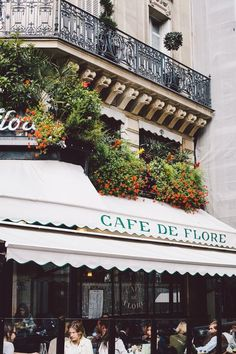 Café de Flore has housed the likes of Picasso, Sartre and Camus in its time and still retains its original Art Deco dating back to World War II.
