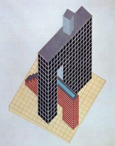 Arquitectonica. GA Houses. 8 1981: 107