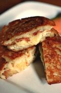 Ina Garten's Ultimate Grilled Cheese