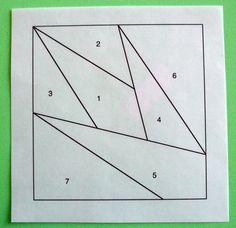Paper Piecing the Carol Doak Way (Easy Way)