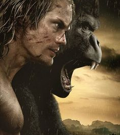 The legend of Tarzan - The jungle consume everything. It preys on the old, the sick, the wounded. It preys on the weak, but never the strong.