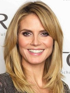 heidi klum hair - Google Search
