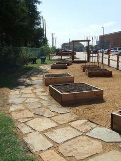 September 2010 067 by REAL School Gardens, via Flickr