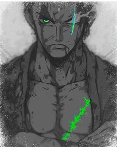 Kaido on Pikomit : Mugiwaras❤️ Roronoa Zoro, Zoro One Piece, Anime One, Saga Art, Sketch Inspiration, Anime Wallpaper, Anime Characters, Manga