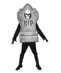 Gravestone Foam Suit With Mask