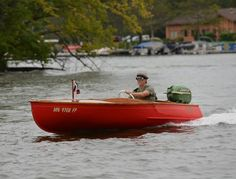 1954 12-foot Penn Yan Swift Penn Yan, Runabout Boat, Classic Wooden Boats, Boat Engine, Vintage Boats, Old Boats, Super Yachts, Sport Fishing, Speed Boats
