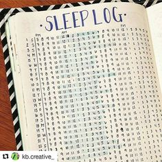 Best Sleep Tracker. Totally objective of course. . . #bulletjournal #bulletjournalcommunity #bujo #bujoy #bulletjournallove #monthly #planner #plannernerd #stationery #wellbeing #organizedlife #monthlytracker #sleep #sleeptracker #insomnia #plannergirl #sleeplog #healthtracker #plannercommunity #notebook #journal #health #wellness #bulletjournalcollection #bjcmonthly