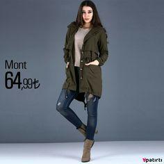 Ürün Kodu: 01100 #patırtı indirimleri devam ediyor 😊  Kapşonlu Ön Düğmeli Haki  #Mont #Alisveris #Moda #Style #Fashion #Shopping #Style #Dress #Elbise #Jean #Abiye #Beauty #Beautiful #Model#Pretty #Girl #Clothes #Love #Swag #instamood #instagood #instalike #follow #Party #Stylish #Photooftheday #guzel #kadin #giyim #bayangiyim