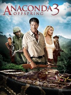 Anaconda Offspring Is An American/Romanian Sci-fi Action Horror Film That Is Also Known As Anaconda III Or Anaconda: Offspring And Was Shot In Bucharest, Romania And… Movies 2019, Hd Movies, Horror Movies, Movies To Watch, Movies Online, Movie Tv, Action Movies, Jojo Movies, Movie Plot