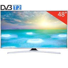 Giá TIVI LED Samsung UA48J5520-48, Full HD 100Hz-Tivi Samsung - So Sánh Giá 24h