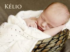 Prénom masculin, Kélio est un dérivé de Kelian, du celte kellien qui signifie « gaillard »…