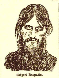 grigori rasputin 1917