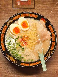 My favorite ramen at Ichiran Ramen in Kyoto [i ate] Food Recipes I Love Food, Good Food, Yummy Food, K Food, Food Porn, Comida Picnic, Cafe Food, Aesthetic Food, Food Cravings