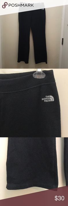 Black Fleece North Face Pants Black fleece North Face pants  Minimal use No pilling with fleece Very warm and soft The North Face Pants