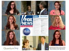 Vermont High Schoolers Just Destroy Fox News About The Ethics Of Journalism