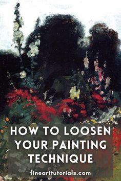 Watercolor Tutorials, Acrylic Painting Tutorials, Painting Videos, Painting Lessons, Painting Tips, Painting Techniques, Art Tutorials, Painting & Drawing, Watercolor Art