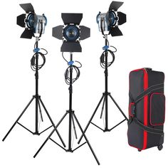 Cheap fresnel tungsten Buy Quality fresnel directly from China tungsten lighting kit Suppliers ASHANKS Photography Fresnel Tungsten Spotlight Kit with ...  sc 1 st  Pinterest & 1×650W 2×300W 1×150W Fresnel Tungsten Light Video Spotlight | eBay ...