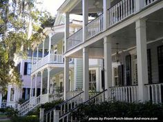 gracious southern porches