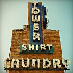 Tower Shirt Laundry, Kansas City