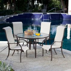 High Top Patio Furniture Sets