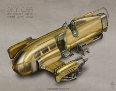 Sky Cab by Mike Doscher