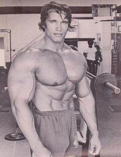Arnold Schwarzenegger, is not a bodybuilder anymore, but the results he achieved, was magnificent . already as 16 years old, he won Junior Mr. Munich and later he won Mr. Olympia 7 times. He will always be remembered as the first real bodybuilder. He beca
