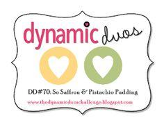 Debbie's Designs: Dynamic Duos #70!