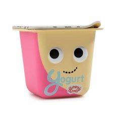 Yummy World Gourmet Snacks Vinyl Mini Series - Kidrobot Food Pillows, Cute Pillows, Food Plushies, Yummy World, Kawaii Room, Food Fantasy, Cute Stuffed Animals, Food To Go, Cute Plush