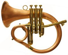 Compact Phat Baby Flugel Horn (Taylor trumpets)