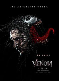 Watch We Are Venom Scene. The action sci-fi movie stars Tom Hardy, Michelle Williams, and Riz Ahmed. Marvel Comics, Marvel Venom, Marvel Vs, Venom Comics, Univers Marvel, Tom Hardy, Action Sci Fi Movies, Eddie Brock Venom, Venom 2018