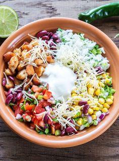 these burrito bowl r