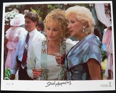 STEEL MAGNOLIAS  Lobby Card  11x14 by Filmpostersdownunder on Etsy, $25.00