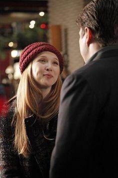"Still from Castle Christmas episode 5x09 ""Secret Santa"""