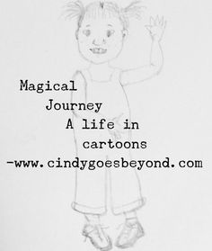 Magical Journey – Cindy Goes Beyond