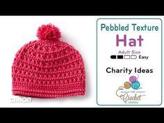 Crochet a Frenzy Bun Hat - The Crochet Crowd