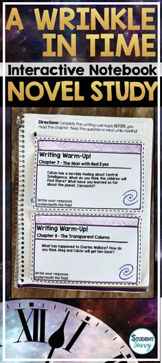 A Wrinkle In Time Activities Pinterest Books Free And Homeschool