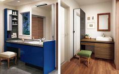 洗面化粧台のリフォームで美しく機能的な空間を実現 - [エコ・省エネリフォーム] - All About