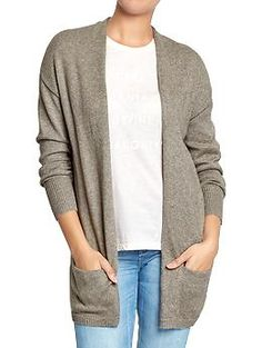 Women's Open-Front Cardis | Old Navy - small