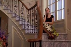 #blair #waldorf #queen #gg #leighton #diva #gossip #girl #season #two #2x10 #BonfireoftheVanity