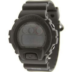 Casio G-Shock 6900 Watch - Black Military Series (black) DW6900MS-1CU - $109.99