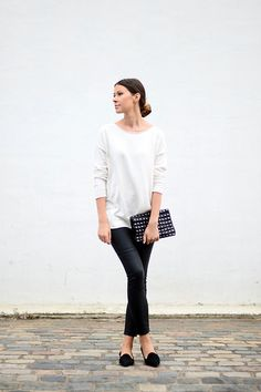 Gap Whole Look, Russell And Bromley Shoes