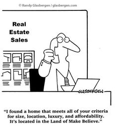 FRIDAY FUN PIC: and buyers wonder why they are still looking... | CALL or CLICK and put the EXPERTS at The Mayol Realty Group to work for you! 702-812-9990 http://www.YourVegasHomesValue.com  #themayolrealtygroup #aliantehomesforsale #lasvegasrealestate